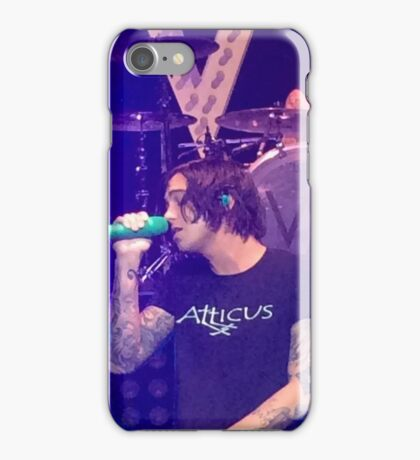 Kellin Quinn (Sleeping With Sirens)- #Bands iPhone Case/Skin