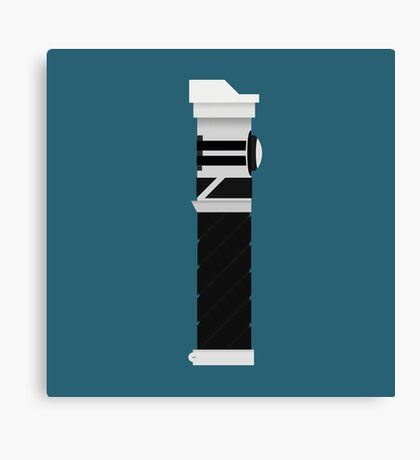 Custom Lightsaber Canvas Print