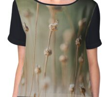 Small World Chiffon Top