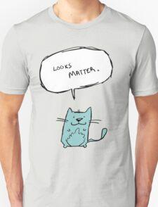 disturbing cat 2 Unisex T-Shirt