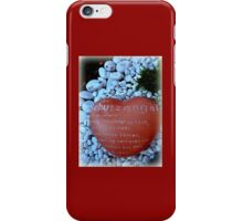 A Child Grew Wings  iPhone Case/Skin
