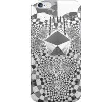 Trifold - Black and white [iphone / ipad case / mug / laptop sleeve / shirt] iPhone Case/Skin