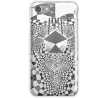 Trifold - Black and white [iphone / ipad case / mug / laptop sleeve / shirt] iPhone Case/Skin