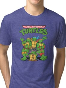 Teenage Mutant Ninja Turtles Tri-blend T-Shirt