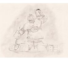 Carey Price Photographic Print