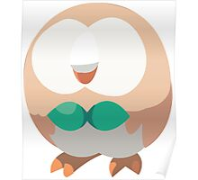 Rowlet (Pokemon) Poster