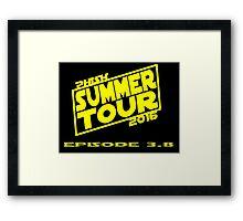Phish Summer Tour 2016 Framed Print