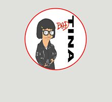 Tina Belcher: Bad (version two colour) Unisex T-Shirt