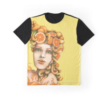 With a Twist Graphic T-Shirt