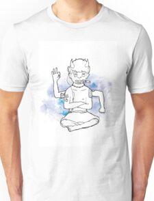 Blue Oni Unisex T-Shirt