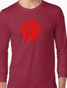 Iconic Red Long Sleeve T-Shirt