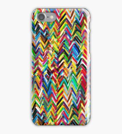 tripy chevrons 2 iPhone Case/Skin