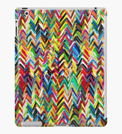 tripy chevrons 2 iPad Case/Skin