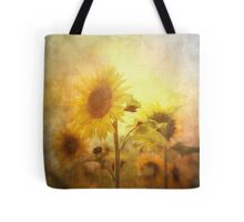 Holding on to the Sun Tote Bag