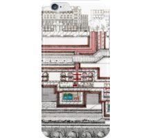 SUBTERRANEAN LONDON iPhone Case/Skin