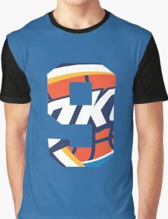 Serge Ibaka-Jersey Graphic T-Shirt