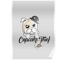cupcake thief Poster