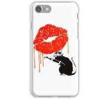 Rat Kiss iPhone Case/Skin