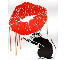 Rat Kiss Poster