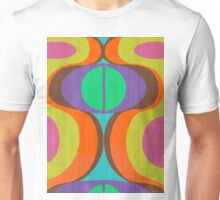 Mod Eyes In The Wood Unisex T-Shirt
