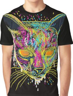 candy cat Graphic T-Shirt