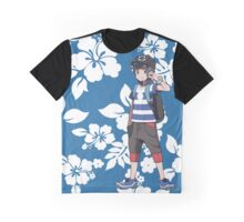 Pokémon Sun and Pokémon Moon - Trainer (Male) Graphic T-Shirt