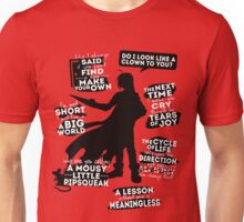 Edward Elric Quotes Unisex T-Shirt