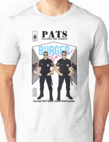 PATS Cleaning the Streets Unisex T-Shirt