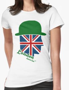 London Gentleman by Francisco Evans ™ Womens Fitted T-Shirt
