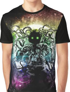 Terror from deep space Graphic T-Shirt