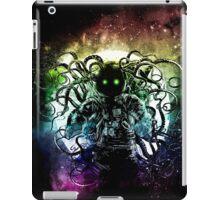 Terror from deep space iPad Case/Skin
