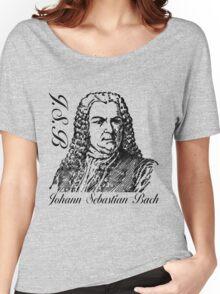 J.S.B (Johann Sebastian Bach) Women's Relaxed Fit T-Shirt