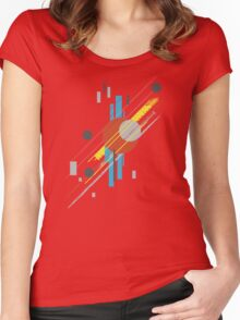 transversalitee Women's Fitted Scoop T-Shirt