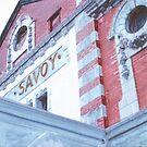 Manchester - Savoy Cinema, Heaton Moor, Stockport by exvista