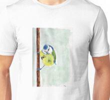 Little Blue Tit!! Unisex T-Shirt
