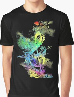 a key to hapiness Graphic T-Shirt