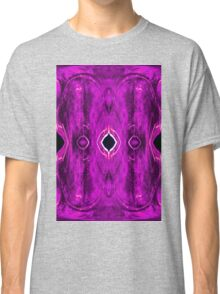 Pink Abstract Classic T-Shirt