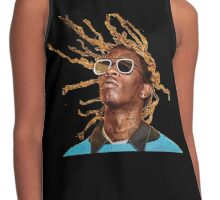 Young Thug Contrast Tank