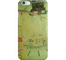 A futuristic shot of Celes Chere from FFVI iPhone Case/Skin