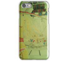 A futuristic shot of Celes Chere from FFVI iPhone Case/Skin