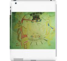A futuristic shot of Celes Chere from FFVI iPad Case/Skin