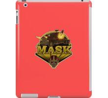MASK M.A.S.K.  iPad Case/Skin