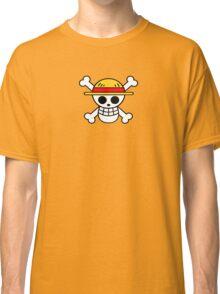 One Piece - Straw Hat Classic T-Shirt