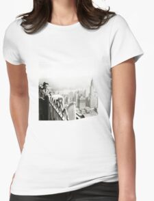 Ben on RCA Womens Fitted T-Shirt