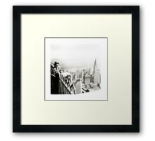 Ben on RCA Framed Print
