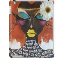 Flowers 4 Maya iPad Case/Skin