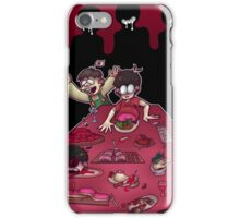 Itadakimasu /(°ヮ°)/ iPhone Case/Skin