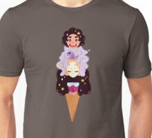 Crystal Gems Ice Creme Special  Unisex T-Shirt