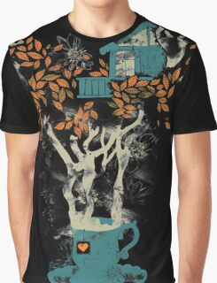 Tea House Graphic T-Shirt