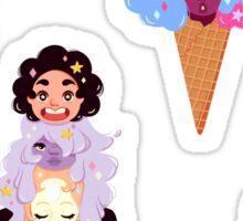 Ice Cream Special Set 1 Sticker